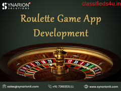 Get The Best Roulette Game App Development Services at Synarion IT