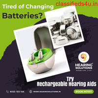 Hearing Aid Batteries in Ranchi (Circular Road)
