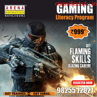 Gaming Literacy Program in just Rs. 999
