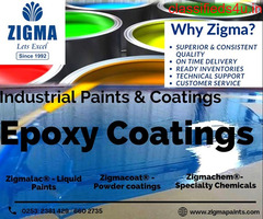 Epoxy Coating Manufacturers & Suppliers in India