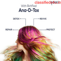 Hair Colour Damage Repair - Richfeel Ana-D-Tox Treatment