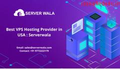 Best VPS Hosting Provider in USA : Serverwala