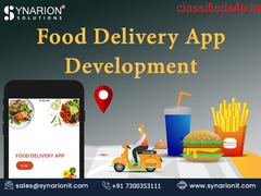 Looking For Develop Your Own Food Delivery App