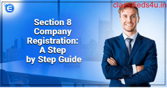 Section 8 Company Registration in India - Enterslice