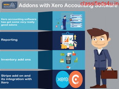 Addons with Xero accounting Software