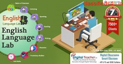 Digital language lab software, Hyderabad | English language lab
