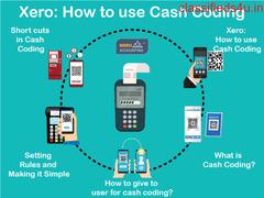 Xero: How to use Cash Coding