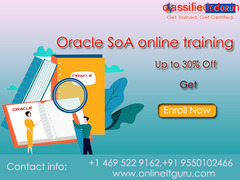 Oracle SOA Online Training Flat 20% off