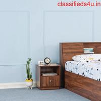 Buy Elara Bedside Table Online at best price | Wakefit