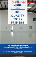 High Quality Epoxy Primers: Give Your Floor Some Extra Protection