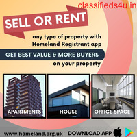List Your Property for Sale or Rent on Homeland Registrant