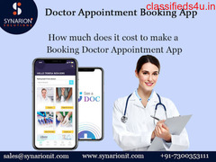Want To Develop Your Own Doctor Appointment Booking App