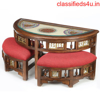 Two Seater Coffee Table Set