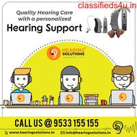 Hearing Aid Services Centre in A.S Rao Nagar