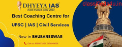 Best IAS Coaching Center In Bhubaneswar 2021 - Dhyeya IAS