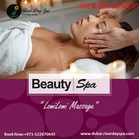 Body Massage in Dubai