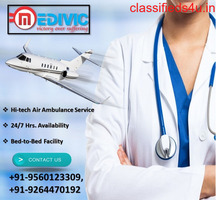Get Notable ICU Air Ambulance Services in Chennai by Medivic