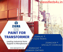 Paint for Transformer Tank