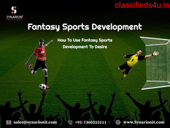 Makes Own Fantasy Sports Software With Us
