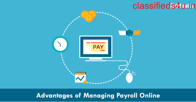 Now manage your payroll online.
