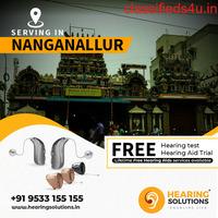 Hearing Aids in Nanganallur