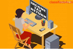 Easy online filing of the income tax return FY 2019-20.