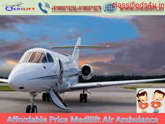 Air Ambulance Service in Bhopal - Contact Medilift Air Ambulance