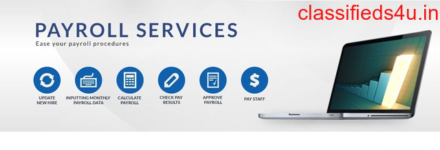 Get your payroll done by payroll service organization.