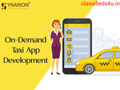 Get The Best Taxi Booking App For Your Business