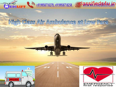 Now Obtain Medilift Air Ambulance Service in Mumbai