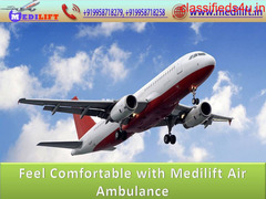 Reliable Patient Transfer Air Ambulance in Bangalore