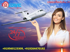 Get Amazing Air Ambulance Lucknow with ICU Facility with ICU Support