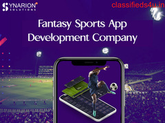 Launch Your Own Fantasy Sports App With Synarion IT