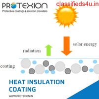 Reasons to Apply Heat Insulation Coating