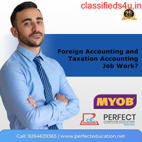 Do I require MYOB training for Foreign Accounting and Taxation Accounting Job Work?