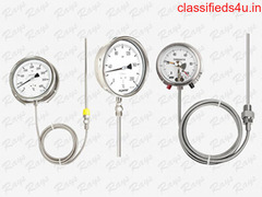 Temperature Sensor - Temperature Sensor Manufacturer in India
