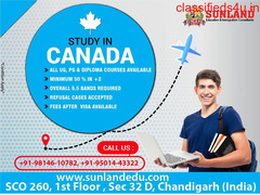 Study in Canada with only 6.5 IELTS Bands, with scholarships