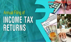 How do I know my Income tax returns in India?