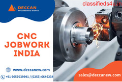 CNC Job Work India by Deccanew