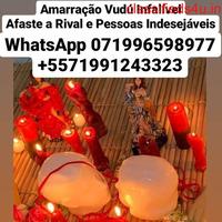Amarração Amorosa São Paulo Whatsapp +5571996598977