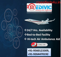 Take Perfect Relocation by Medivic Air Ambulance Jharsuguda