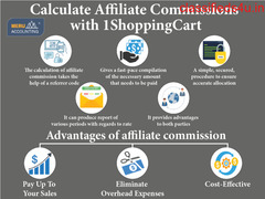 Calculate Affiliate Commissions with 1ShoppingCart