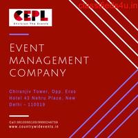 Top Event Management Company Delhi