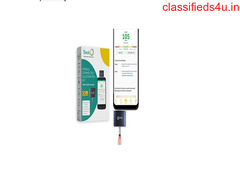 Find a blood sugar test machine!