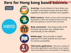 Xero for Hong kong based business