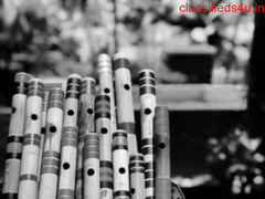 Learn Hindustani Bansuri / Flute Classes