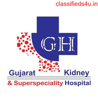 Best Urology hospital in Vadodara - Gujarat Kidney and Superspeciality Hospital