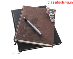 Diaries & Notebook Manufacturer in Delhi - Paper Passion