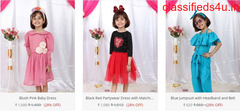 Shop Partywear Dresses for Baby Girls Online