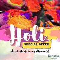 Karisma Holi Special Offers 2021